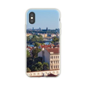 Prague 009 - The View from Opyš Hill - Phone Cases