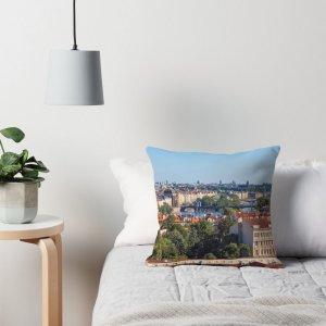 Prague 009 - The View from Opyš Hill - Pillows