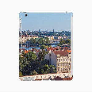 Prague 009 - The View from Opyš Hill - Tablet Cases