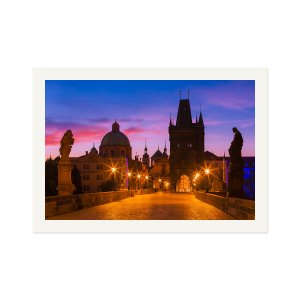 Art Prints - Prague 009 - Charles Bridge