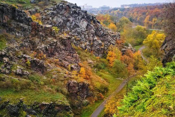 Prague Hiking Tours - Divoka Sarka Gorge