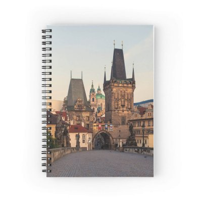 PRAGUE 006 - Spiral Notebooks