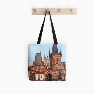 Prague 008 - Tote Bags