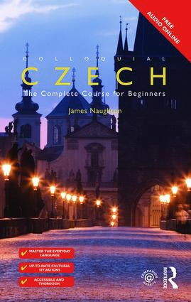 Colloquial Czech - Complete Course for Beginners
