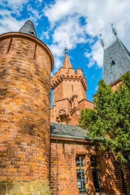 Hradec nad Moravicí Chateau, Czechia