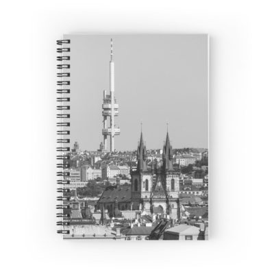 Spiral Notebooks - Prague 014