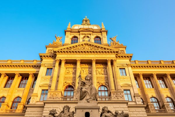 The National Museum, Prague, Czechia