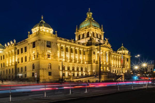 The National Museum, Prague, Czechia