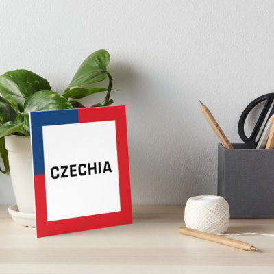 Art Boards - Czechia 01A