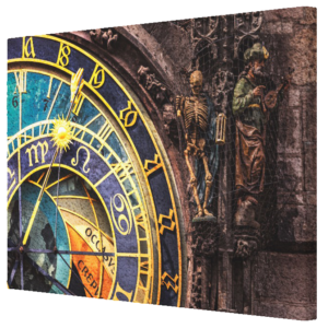 Canvas Prints - Prague 003A - Orloj