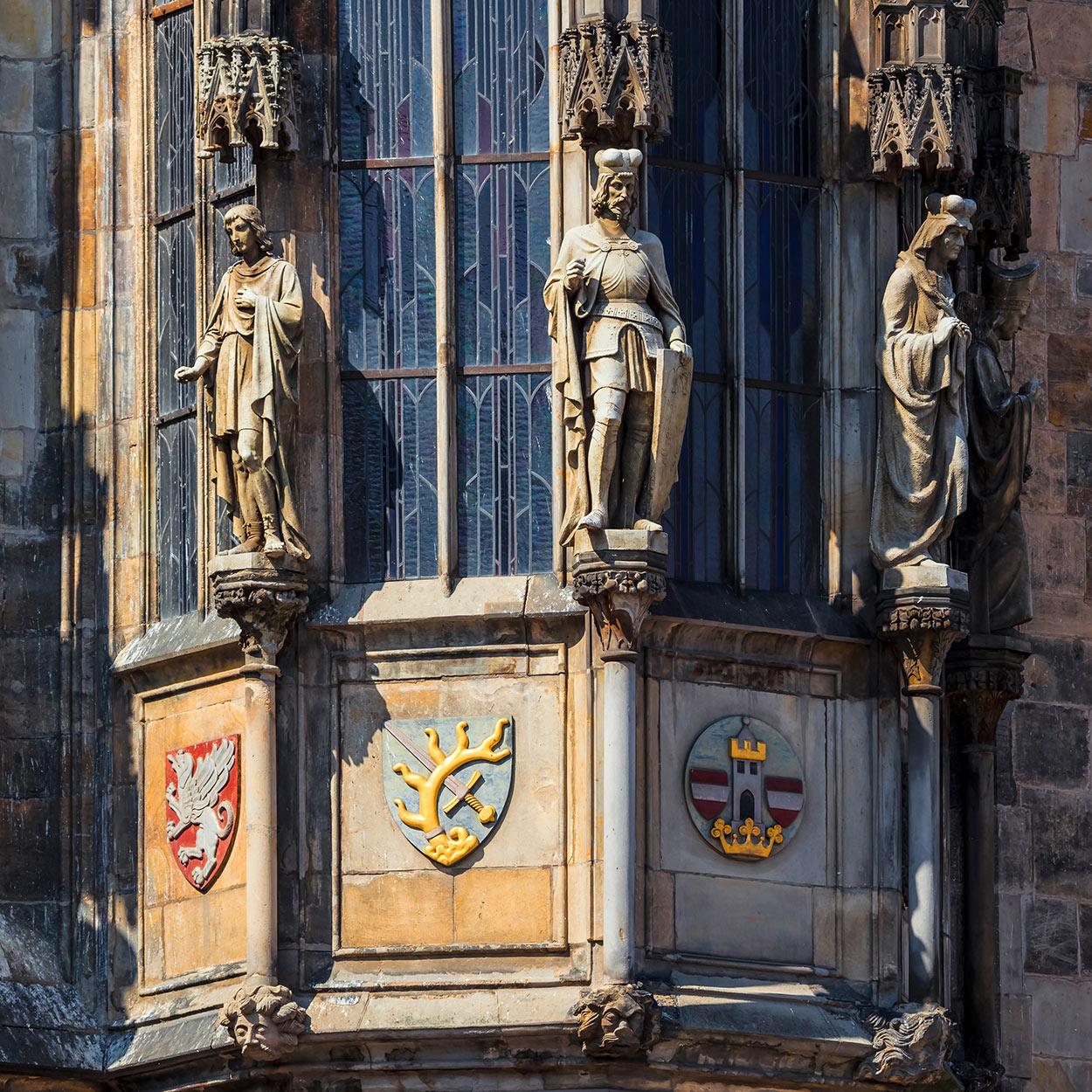 Fridge Magnets - Prague 007A - Old Town Hall