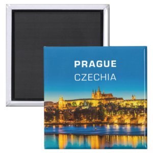 Fridge Magnets -Prague 002A