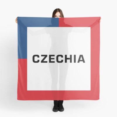Scarfs - Czechia 01A