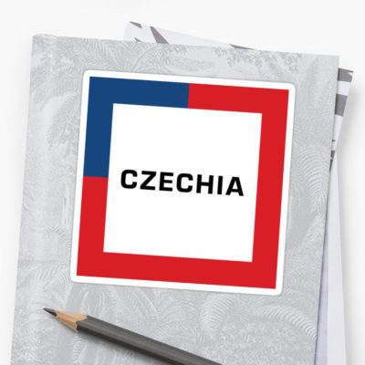 Stickers - Czechia 01A