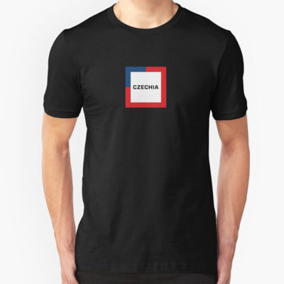T-Shirts - Czechia 01A