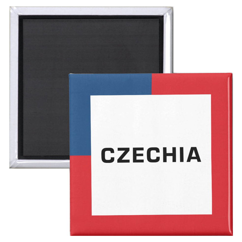 Fridge Magnets - Czechia 01A