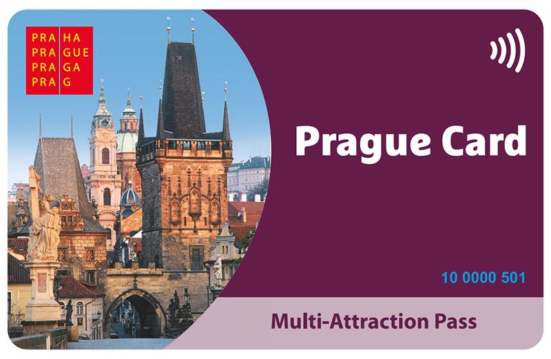 Prague Sightseeing - City Card