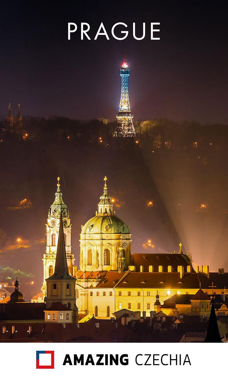 Petrin Tower, Prague, Czechia