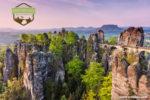 Day Trip from Prague to Saxon Switzerland - Bastei