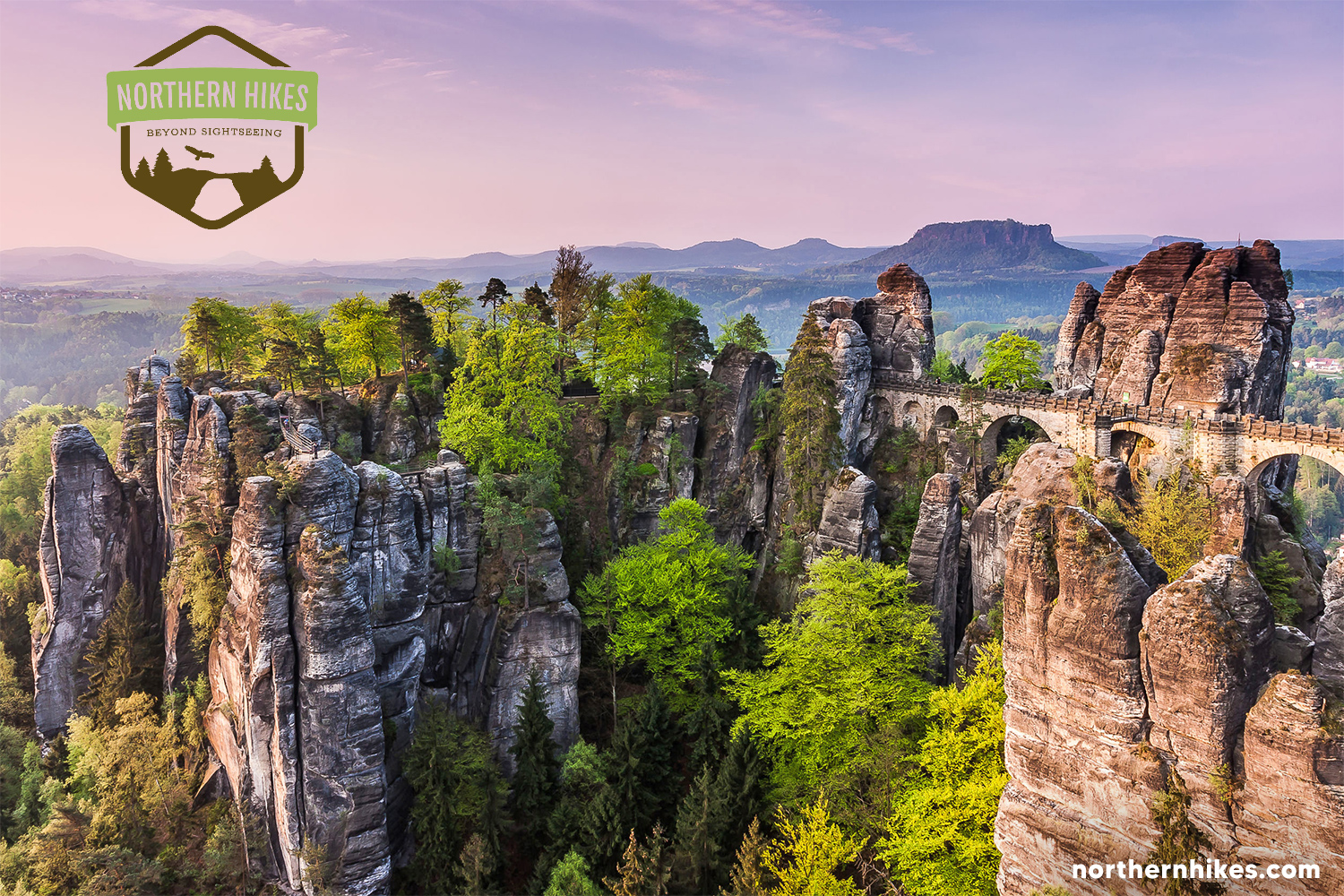Day Trip from Prague to Saxon Switzerland - Bastei