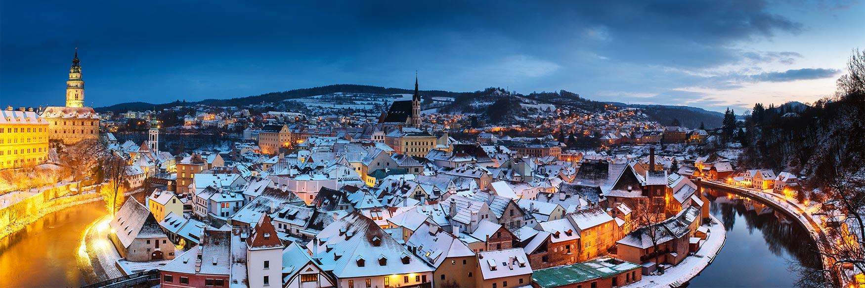 Český Krumlov, South Bohemia, Czechia