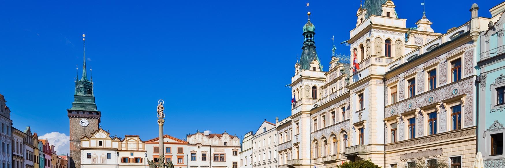 Pardubice Center, Czechia